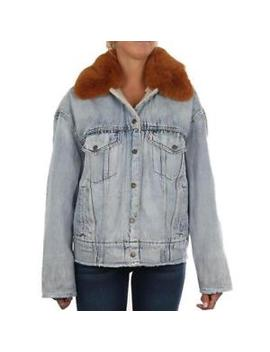Levi's Womens Oversized Sherpa Trucker Jacket   Killing Me Softly by Levi's