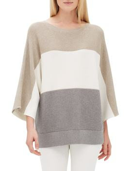 Stripe Dolman Sweater by Lafayette 148 New York