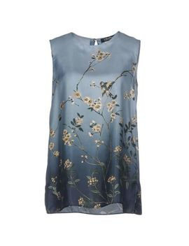 's Max Mara Silk Top   T Shirts And Tops by 's Max Mara