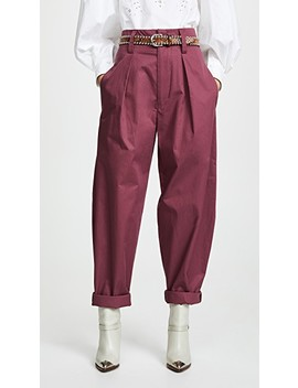 Odrys Trousers by Isabel Marant Etoile