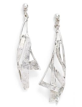 Sail Drop Earrings by Karine Sultan