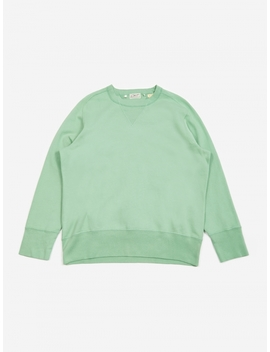 Levis Vintage Clothing Bay Meadows Sweatshirt   Mint Green by Levi's Vintage Clothing
