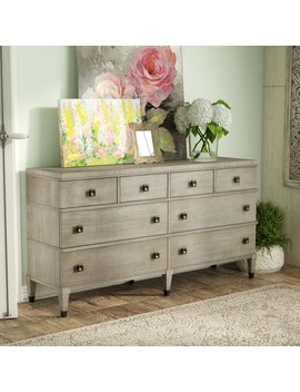Mistana Massimo 8 Drawer Double Dresser & Reviews by Mistana