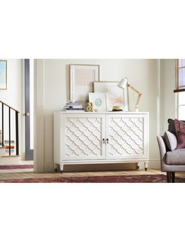Young House Love Scalloped Sideboard & Reviews by Young House Love