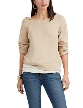 Luka Cotton Terry Sweatshirt by Nili Lotan