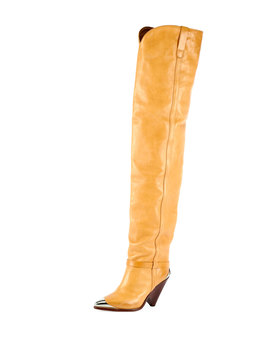 Lafsten Over The Knee Western Boot by Isabel Marant