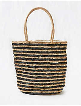 The Little Market Striped Tote by American Eagle Outfitters