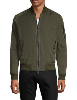 Onito Down Bomber Jacket by Boss Hugo Boss