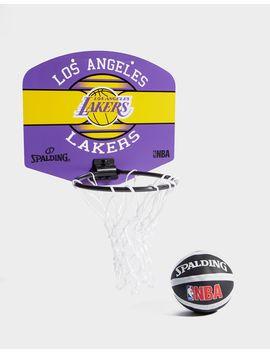 Spalding Nba Los Angeles Lakers Miniboard by Spalding