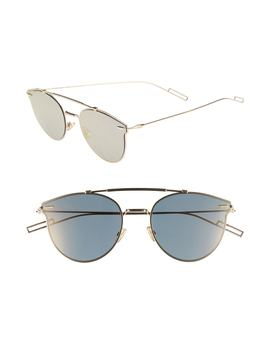 Pressure 57mm Sunglasses by Dior
