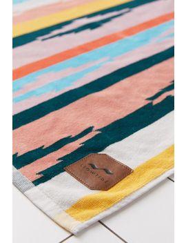 Slowtide Duvall Jacquard Woven Bath Towel by Slowtide