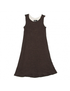 (Sale) Y's Layered Sleeveless Pile Dress Size 2(K 35024) by Ebay Seller