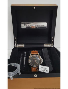 Mint Panerai Pam 359 Luminor Marina 1950 3 Day Automatic Watch W/ Box Papers Tag by Ebay Seller