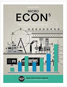 Econ Micro (New, Engaging Titles From 4 Ltr Press) by William A. Mc Eachern