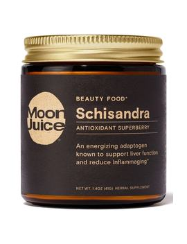 Schisandra Berry Powder Antioxidant Dietary Supplement by Moon Juice