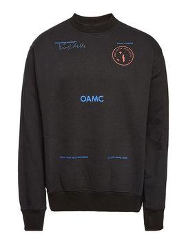 Kunsthalle Printed Cotton Sweatshirt by Oamc