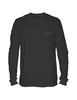 Hurley Mens Dri Fit One & Only 2.0 Long Sleeve Tee by Hurley