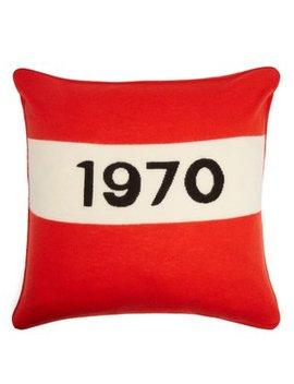 1970 Wool Blend Cushion by Bella Freud