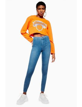 Petite Authentic Joni Jeans by Topshop