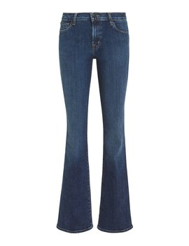 Sallie Mid Rise Bootcut Jeans by J Brand