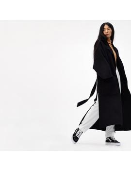 Venere Coat   Black by Barena