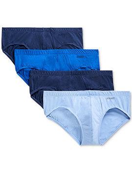 Tagless Bikini Briefs, 4 Pack by 2(X)Ist