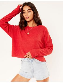 Waffle Longsleeve Top by Glassons