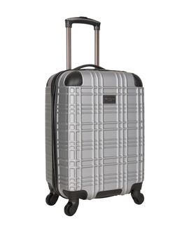 "20"" Nottingham 4 Wheel Upright Carry On Suitcase by Ben Sherman"