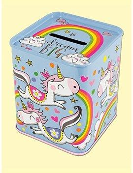 Rachel Ellen   Money Box   Dream Big Unicorns By Rachel Ellen by Rachel Ellen