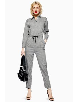 Tonic Boiler Suit by Topshop