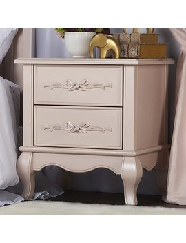 Evolur Aurora 2 Drawer Nightstand & Reviews by Evolur