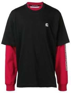 Layered Logo Sweatshirt by Alexander Wang