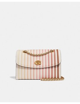 Parker Shoulder Bag With Ombre Quilting by Coach