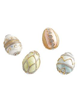 Capiz Jeweled Easter Eggs Set by Pier1 Imports