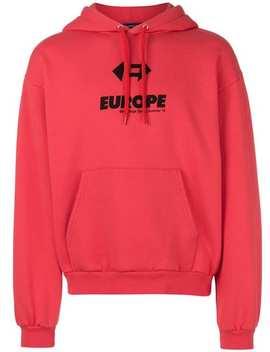 Europe Hoodie by Balenciaga