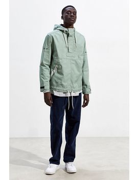 Uo Solid Anorak Jacket by Urban Outfitters