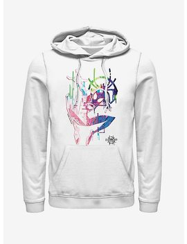 Marvel Spider Man Water Spidey Hoodie by Hot Topic