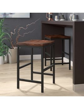 "Trent Austin Design Sharla 24"" Bar Stool & Reviews by Trent Austin Design"
