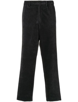 Loose Fit Tailored Trousers by Issey Miyake