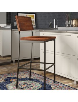 "Trent Austin Design Sawyer 30"" Bar Stool & Reviews by Trent Austin Design"