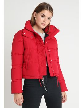 Fashion Puffer    Winterjas by Hollister Co.