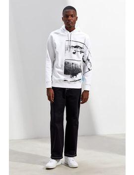 Calvin Klein X Andy Warhol Landscape Hoodie Sweatshirt by Calvin Klein