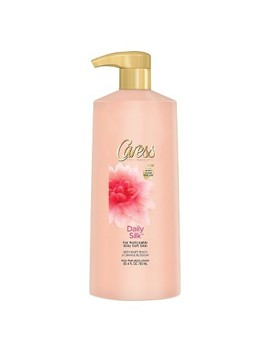 caress-daily-silk-white-peach-&-silky-orange-blossom-body-wash-254-oz by caress
