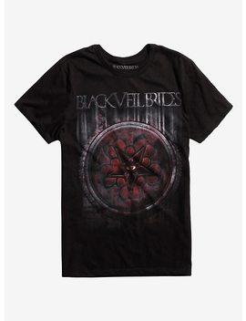 Black Veil Brides Eye Logo T Shirt by Hot Topic