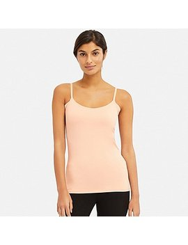 Women Ai Rism Padded Bra Camisole (Online Exclusive) by Uniqlo