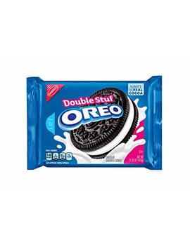 Oreo Double Stuf Chocolate Sandwich Cookies, 15.35 Ounce by Oreo