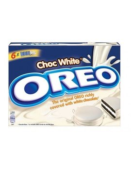 Limited Edition White Chocolate/ Fudge Covered Oreo  Dipped In Chocolate Imported From Germany Shipping From Usa by Oreo