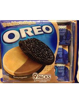 Oreo Double Delight Sandwich Cookies X 2 Packs (9 Small Packs Inside) by Oreo