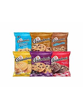 Grandma's Cookies Variety Pack, 30 Count by Grandma's