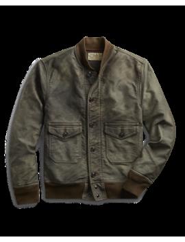 Cotton Flight Jacket by Ralph Lauren